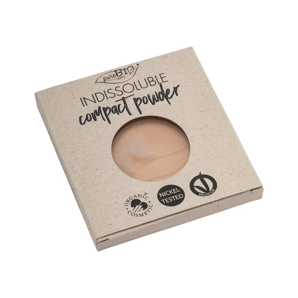 INDISSOLUBLE Compact Powder n. 04 - Warm undertone REFILL