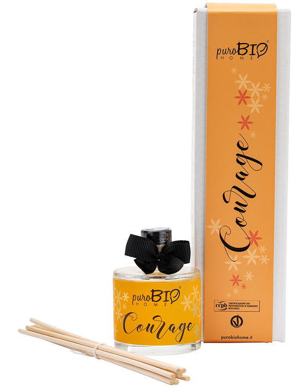 BIO FRAGRANCE DIFFUSER -  COURAGE Relaxing