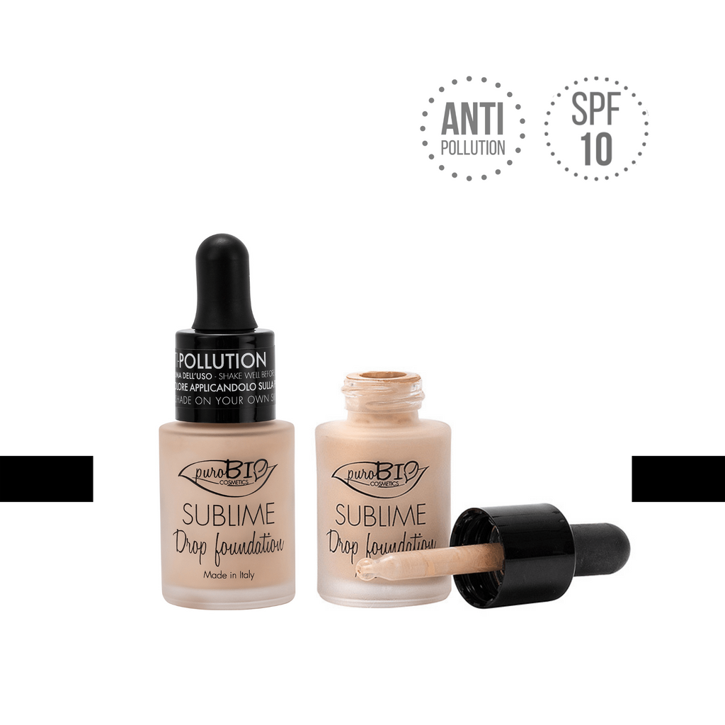 SUBLIME DROP FOUNDATION n. 02 Y