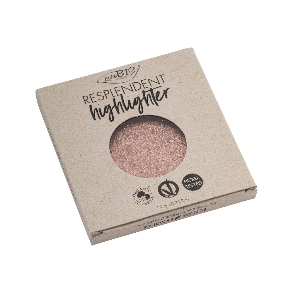 HIGHLIGHTER RESPLENDENT n. 04 REFILL - ROSE GOLD