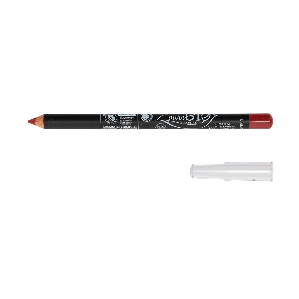 LIPS / EYES PENCIL n. 09 – RED