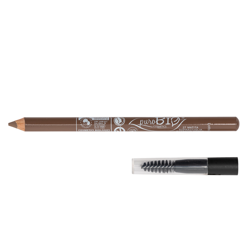 EYEBROWS PENCIL WITH BRUSH n. 27 - ASH