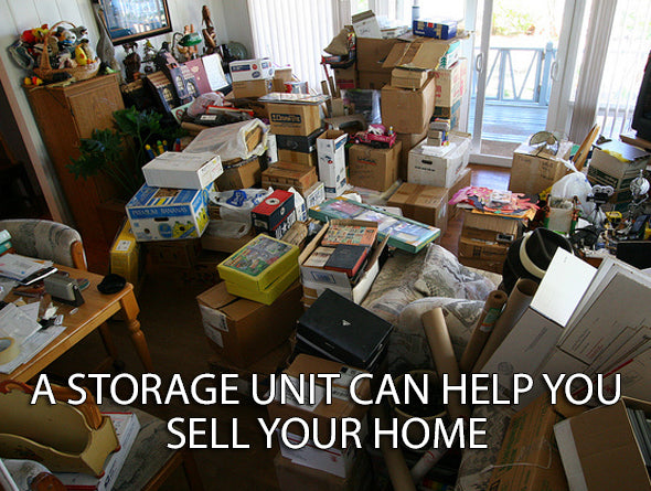 empire storage unit can help you sell your home