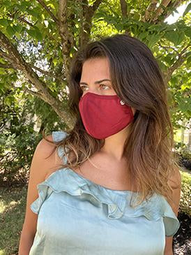 Cherry Bomb | 3-Layer High-Efficiency Protective Mask for Adults 18 and Over