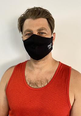 F#CK 2020 | 2 Layer Cotton Mask for Adults 18 and Over