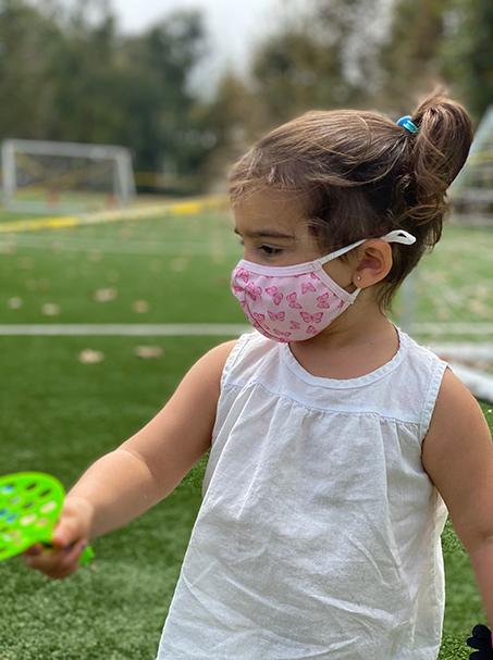 My Butterfly | 3-Layer High-Efficiency Protective Mask for Kids Ages 3-11