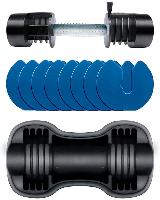 Adjustable Dumbbells by Critical Supplies™ - FREE SHIPPING!