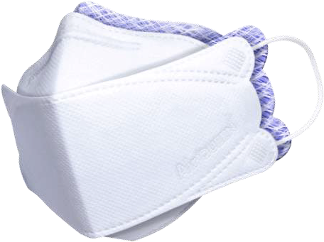 AirQUEEN® Nano Mask - 10 Pack