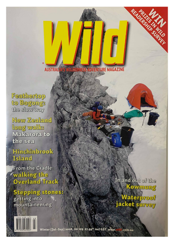 WILD Edition 109 - Print (3 COPIES LEFT)