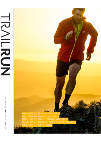 TRAIL RUN Edition 11 - Available in Digital  Only