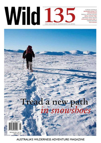 WILD Edition 135 - Available in Digital Only