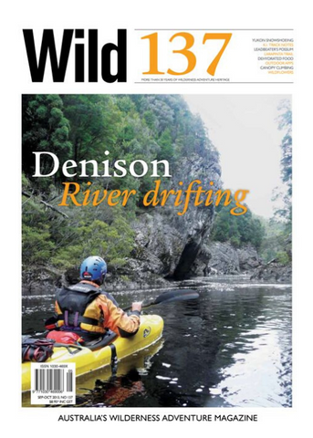 WILD Edition 137 - Available in Digital Only