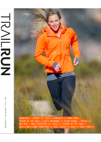TRAIL RUN Edition 13 - Available in Digital  Only