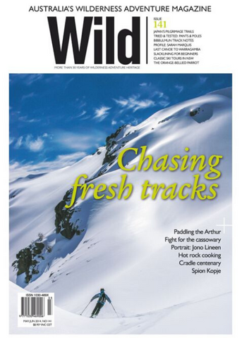 WILD Edition 141 - Available in Digital Only