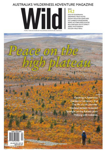 WILD Edition 142 - Print (7 COPIES LEFT)