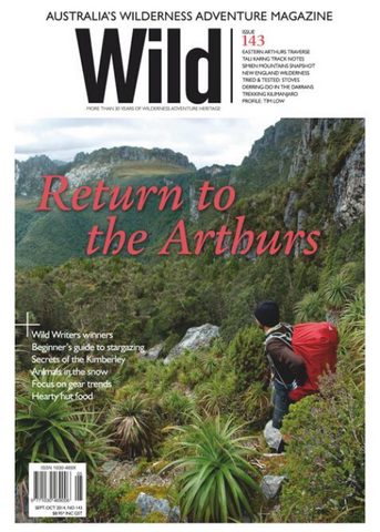 WILD Edition 143 - Available in Digital Only