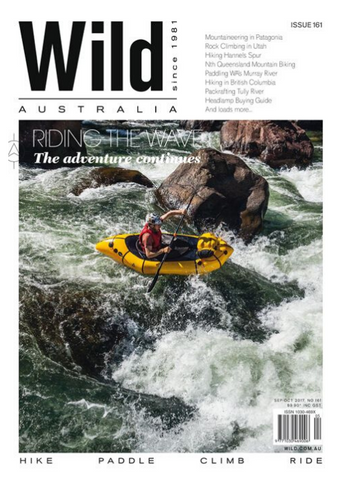 WILD Edition 161 - Available in Digital Only
