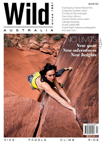 WILD Edition 163 - Available in Digital Only
