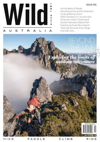 WILD Edition 165 - Available in Digital Only