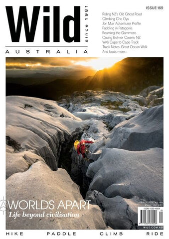WILD Edition 169 - Available in Digital Only