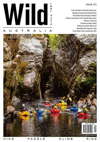 WILD Edition 173 - Available in Digital Only