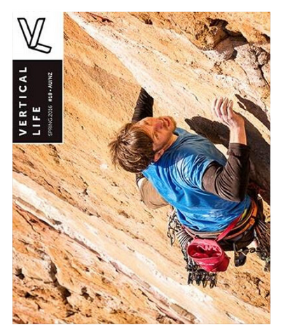 Vertical Life 2016 Spring #18 - Available in Digital Only