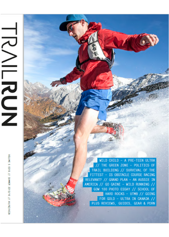 TRAIL RUN Edition 19 - Available in Digital  Only