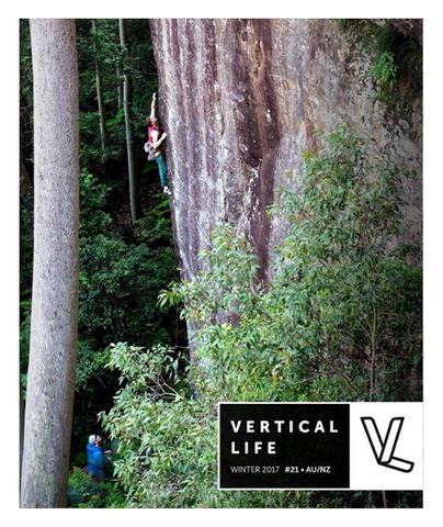 Vertical Life 2017 Winter #21 - Available in Digital Only