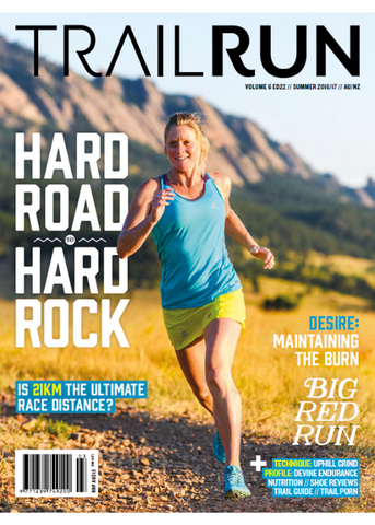 TRAIL RUN Edition 22 - Available in Digital  Only