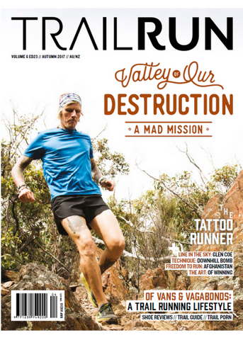 TRAIL RUN Edition 23 - Available in Digital  Only