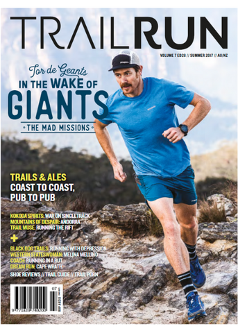 TRAIL RUN Edition 26 - Available in Digital  Only