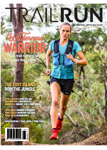 TRAIL RUN Edition 28 - Available in Digital  Only