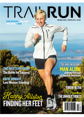 TRAIL RUN Edition 32 - Available in Digital Only