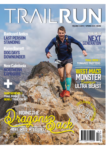 TRAIL RUN Edition 33 - Available in Digital Only