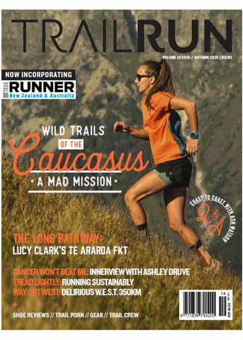 TRAIL RUN Edition 35 - Print or Digital