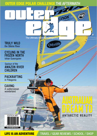Outer Edge Mag Edition 47 - Available in Digital Copy