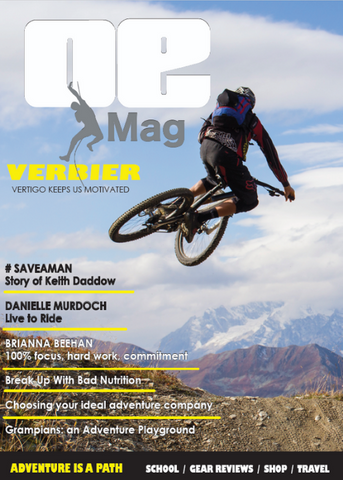 Outer Edge Mag Edition 48 - Available in Digital Copy