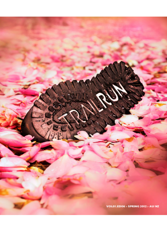 TRAIL RUN Edition 6 - Available in Digital  Only