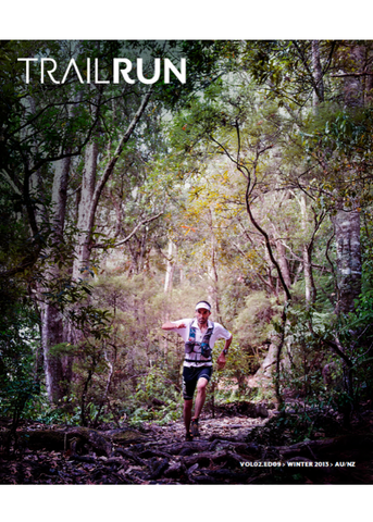 TRAIL RUN Edition 9 - Available in Digital  Only