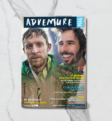 Adventure Mag Edition 1 - Print or Digital