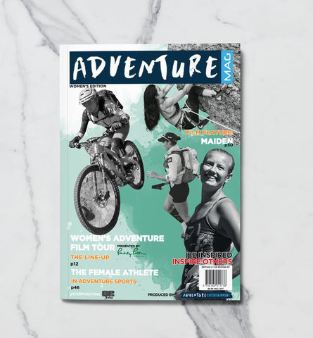 Adventure Mag Edition 2 - Available in Digital Copy