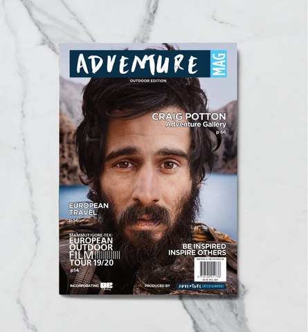 Adventure Mag Edition 3 - Available in Digital Copy