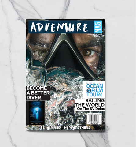 Adventure Mag Edition 4 - Available in Digital Copy