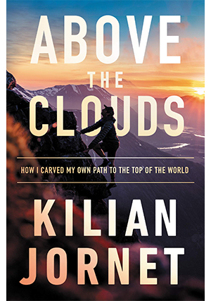 Above the Clouds by Kilian Jornet
