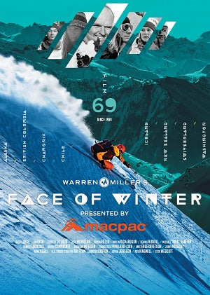Warren Miller's Face of Winter (2019)