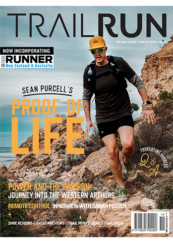 TRAIL RUN Edition 36 - Print or Digital