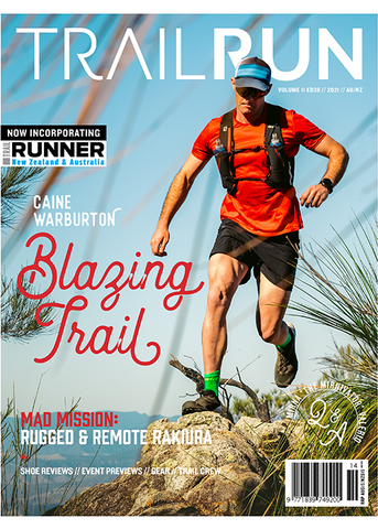 TRAIL RUN Edition 38 - Print (Pre-order)