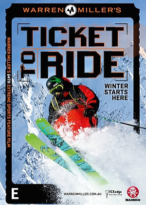 Warren Miller's Ticket To Ride (2014)
