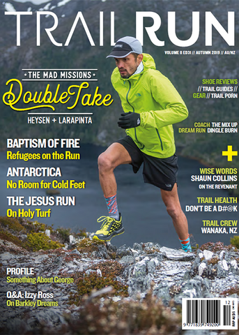TRAIL RUN Edition 31 - Available in Digital  Only