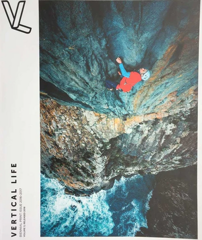 Vertical Life Biennial Print Issue 2016-2017, Released 2018
